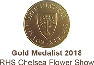 Gold Medalists: RHS Chelsea Flower Show 2018