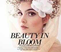 Beauty In Bloom, Elements Magazine MSW Photography