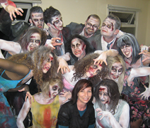 Thriller Make Up