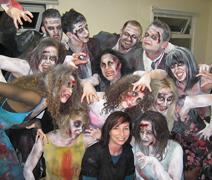 Thriller Make Up